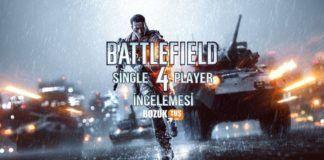 Battlefield 4 - İnceleme (single player)