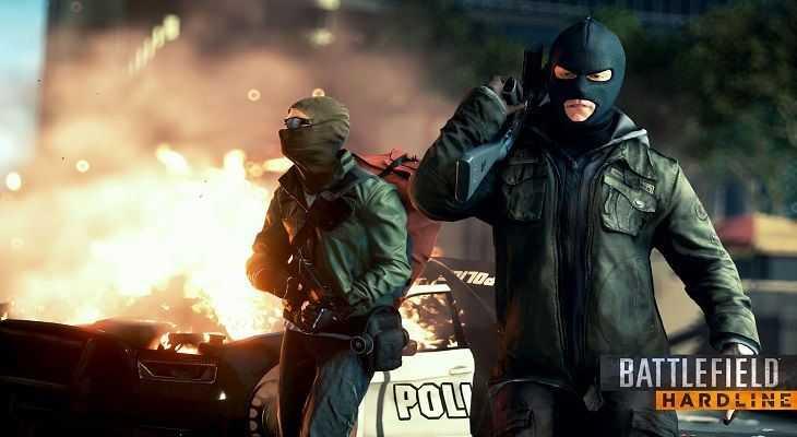 Battlefield: Hardline'ın Çıkışı Battlefield 4'e Benzemeyecek