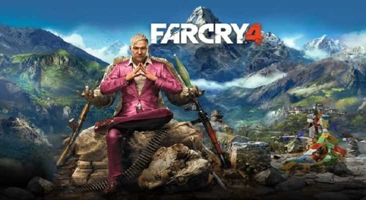 Far Cry 4'ten 10 Dakikalık Oynanış Videosu