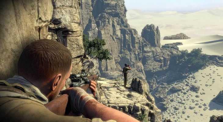 Sniper Elite 3'ün Xbox One Sürümüne İlk Gün 10 GB'lık Bir Güncelleme Gelecek