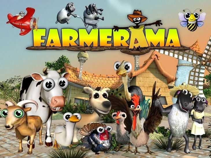 Farmerama – Çizgi Roman Etkinliği 6