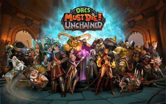 Orcs Must Die Unchained Sistem Gereksinimleri