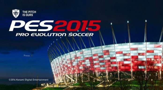 PES 2015 Sistem Gereksinimleri
