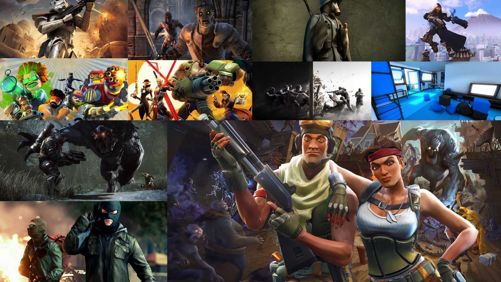 2015 Yılında Çıkacak FPS Oyunları