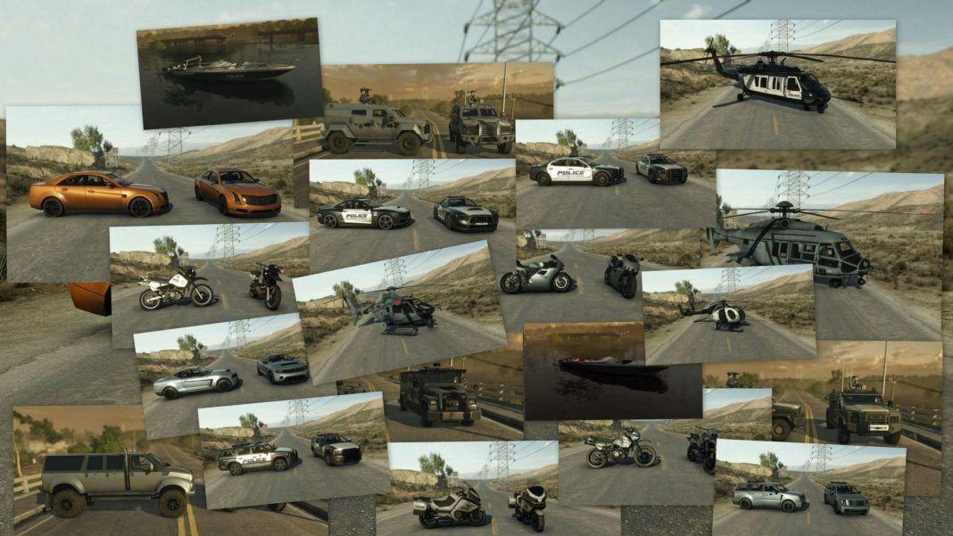 Battlefield: Hardline'da yer alacak tüm araçlar belli oldu