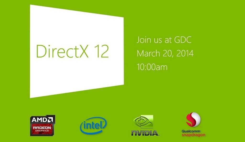 2015 yılının sonunda DirectX 12 destekli oyunlar geliyor.