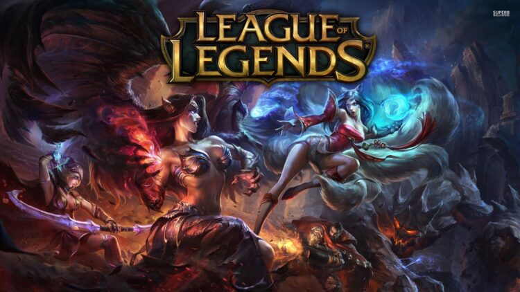 League of Legends Windows 10