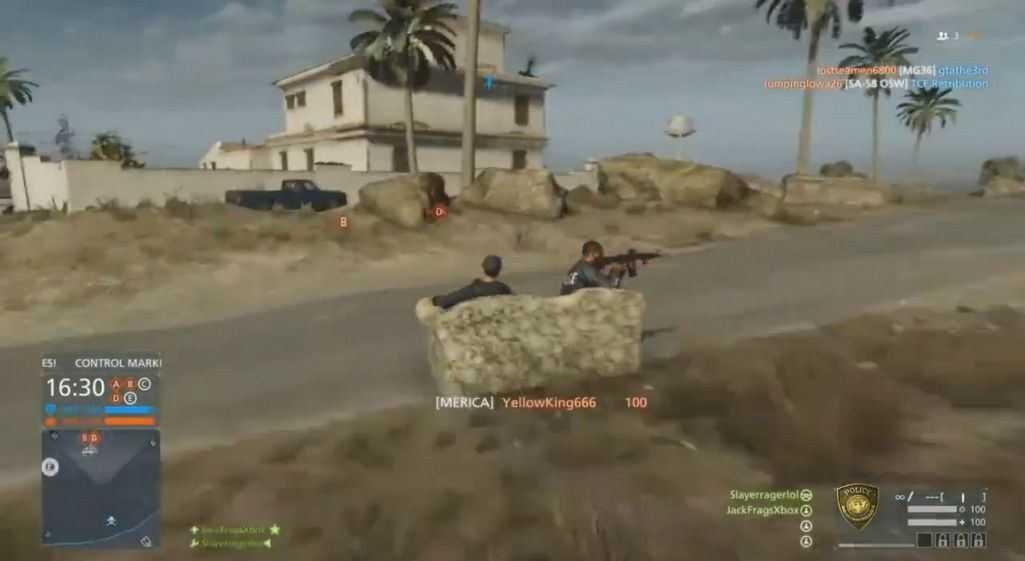 Battlefield serisinin en düşük puanlı oyunu Hardline oldu