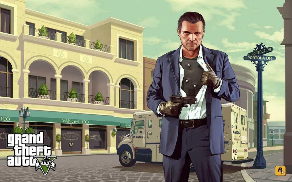 GTA 5'in İlk PC Sürümü Fragmanı Yayınlandı!