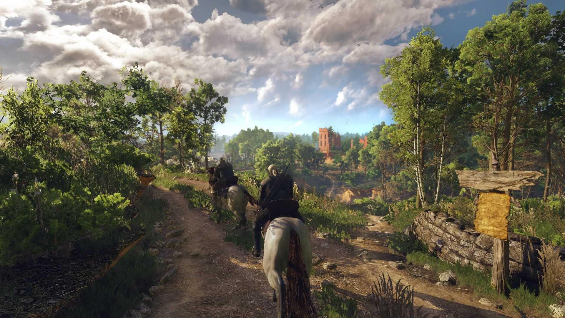 The Witcher 3'ün haritası harika görünüyor!