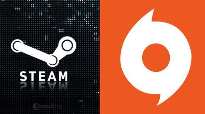 steam,origin