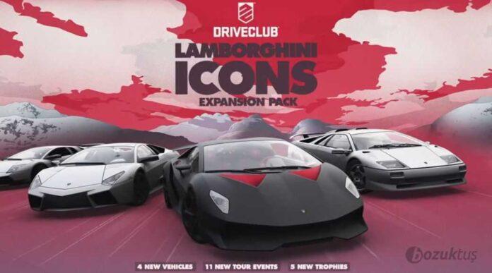 driveclub lamborghini icons