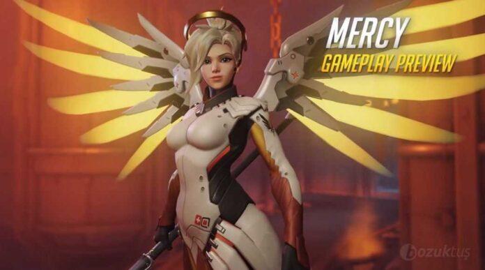 overwatch,mercy