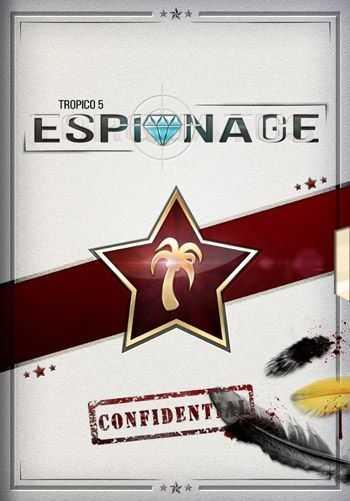 tropico-5-espionage-logo