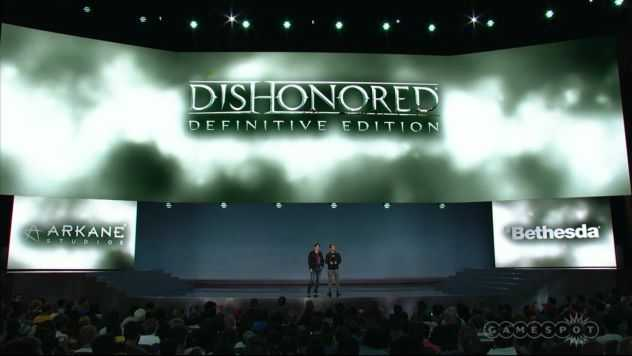 Dishonored: Definitive Edition duyuruldu