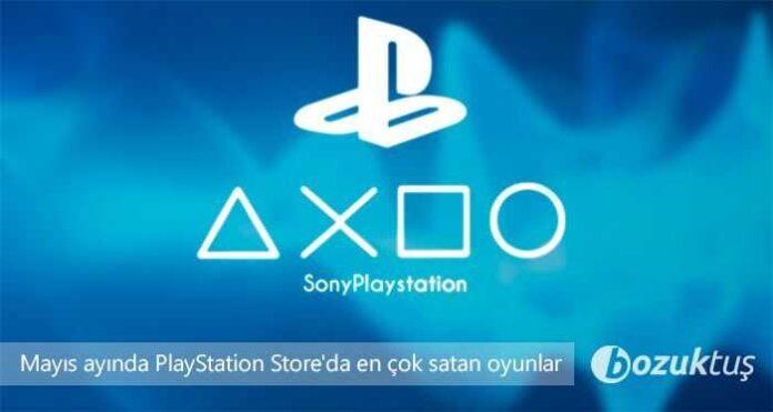 mayis ayinda playstation store da en cok satan oyunlar