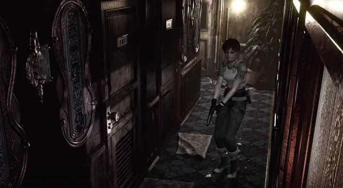 esident evil zero hd remaster