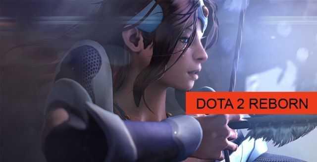 Source Engine 2'li Dota 2: Reborn duyuruldu!