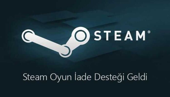 Steam,Steam Oyun İade,Steam Para İade