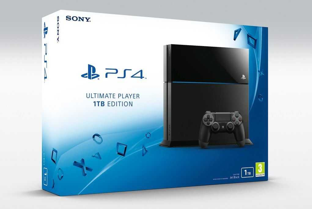 1 tb playstation 4