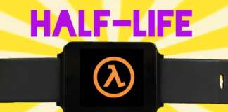 half-life,android wear