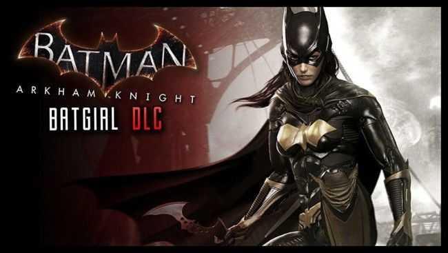 batman arkham knight,batgirl