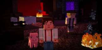 minecraft in hikaye modundan ilk detaylar ve video geldi