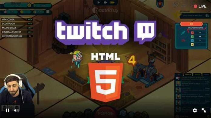 twitch,html5,flash,twitch html5 player