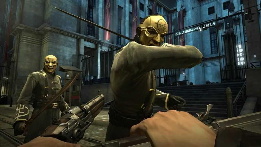 İşte Dishonored: Definitive Edition'ın çıkış fragmanı!