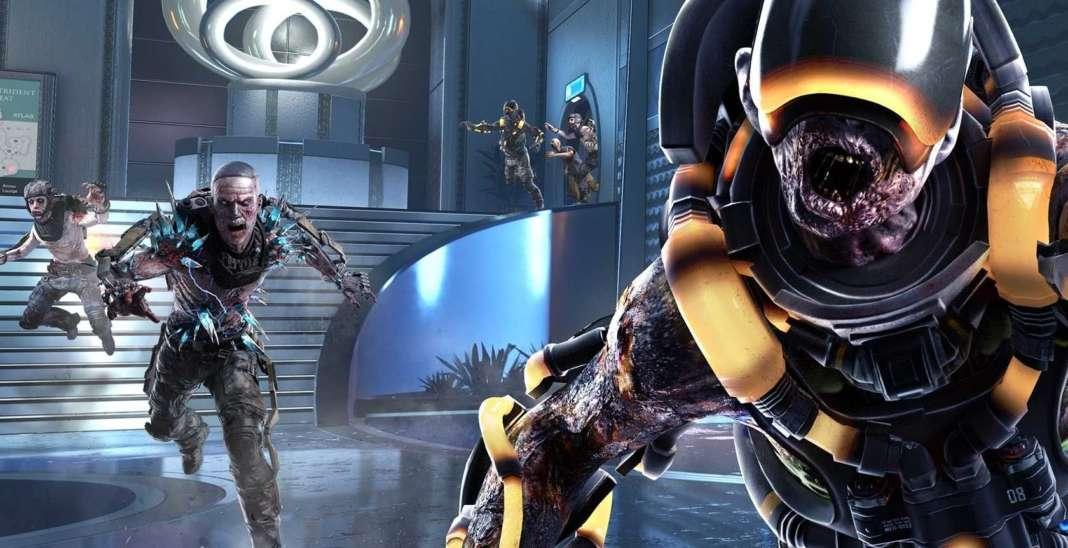 Call of Duty: Advanced Warfare'ın yeni ek paketi PS3, PS4 ve PC için satışta!