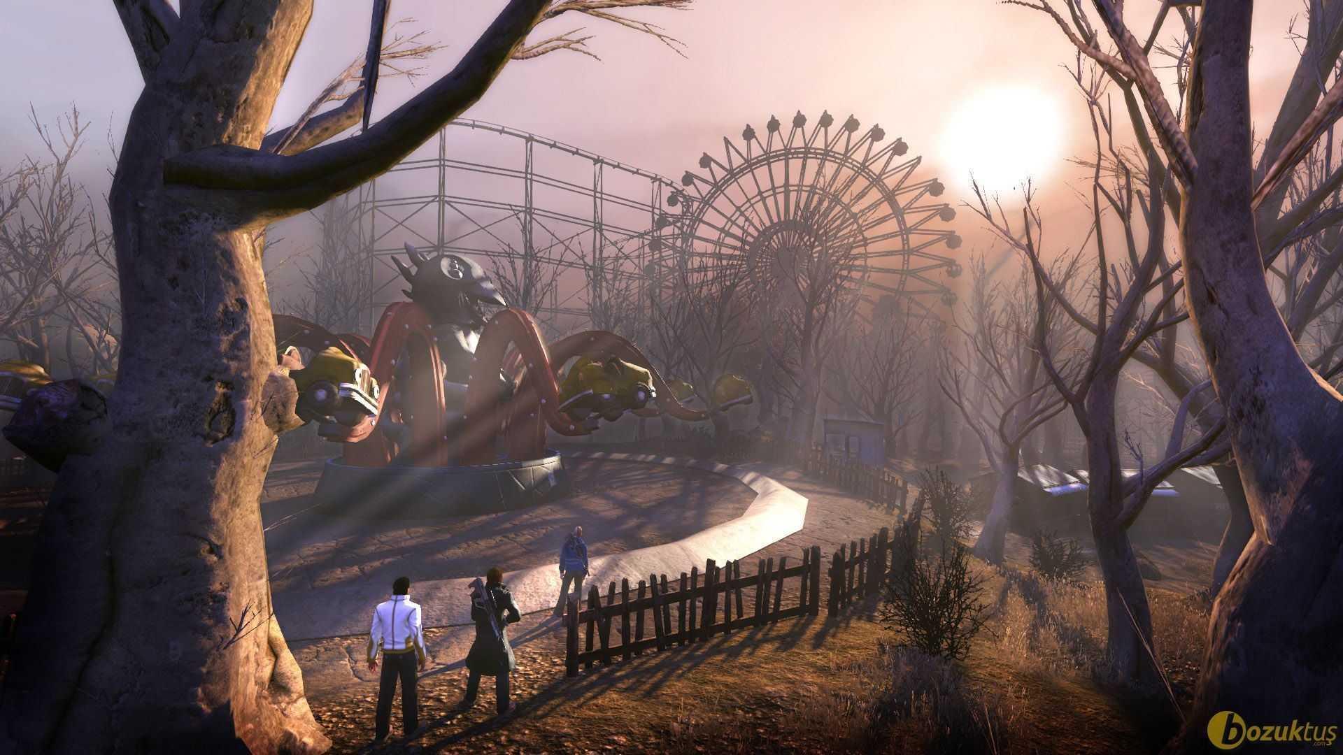 The Park Korku Oyunu Ön İnceleme