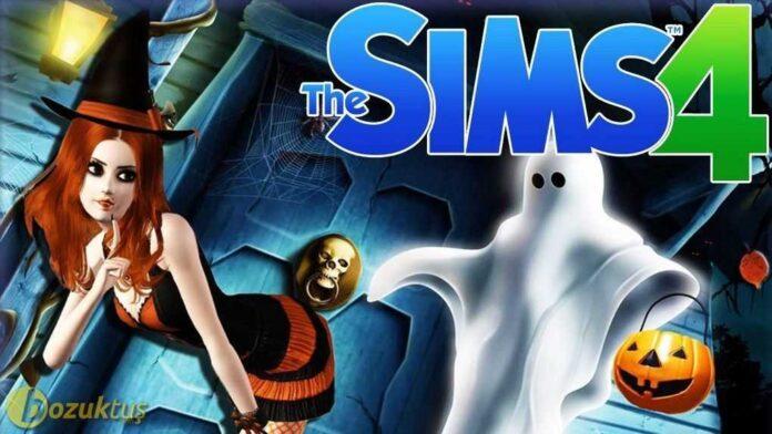 The Sims 4'e cadılar bayramı ek paketi geliyor