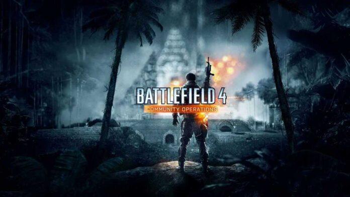 Battlefield 4: Community Operation DLC Origin'e ekleme