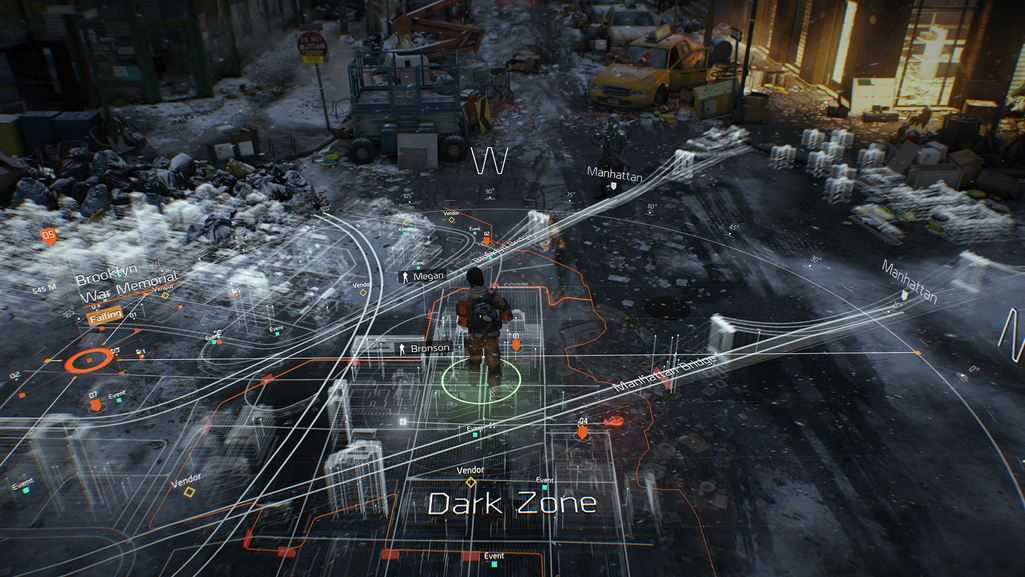 The Division Steam'de yerini aldı
