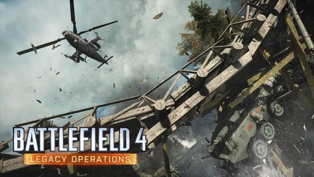 Battlefield 4'e ücretsiz DLC geliyor