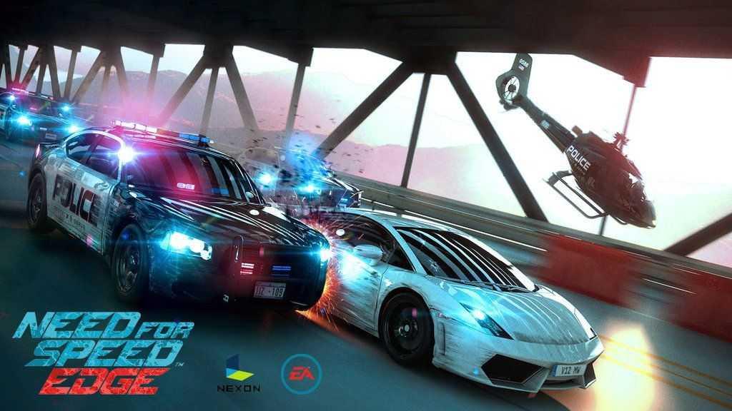 Need For Speed: Edge Duyuruldu