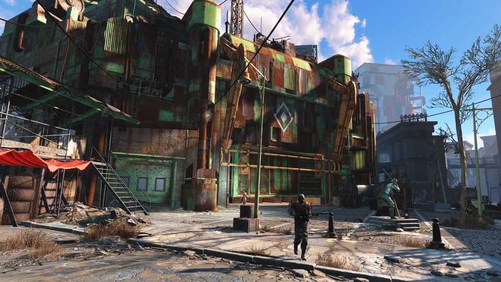Fallout 4'ün PC sürümü ön yüklemeye açıldı
