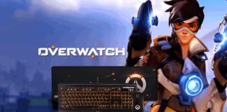 Overwatch temalı Razer özel ürünleri