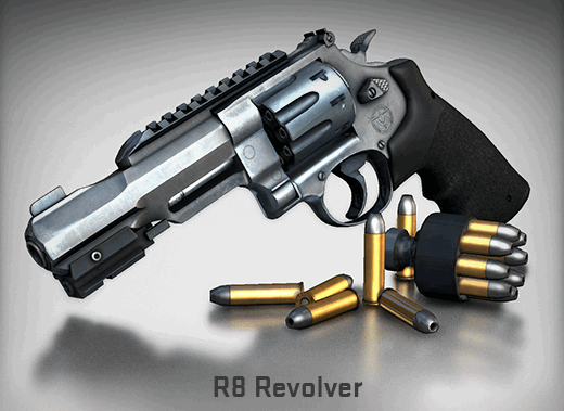 Counter-Strike Global Offensive R8 Revolver