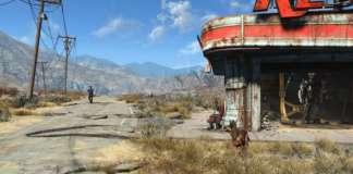 Fallout 4'e ilk güncelleme geldi
