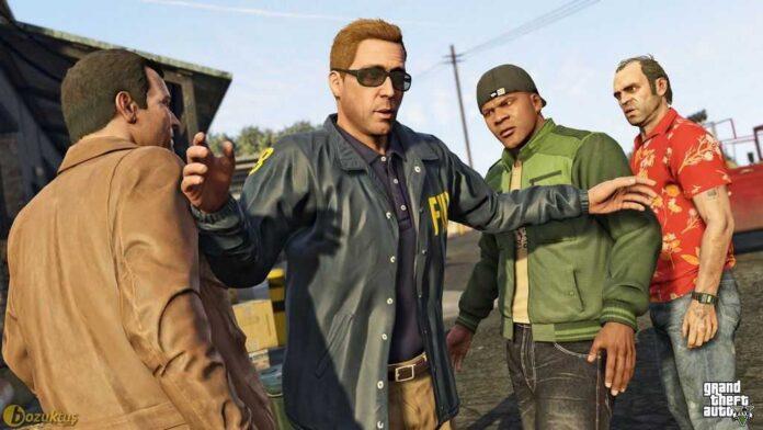 Grand Theft Auto 5 indirime girdi