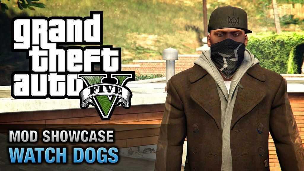 GTA V'de Watch Dogs modu harika görünüyor