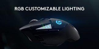Logitech'in yeni oyuncu faresi G502 Proteus Spectrum