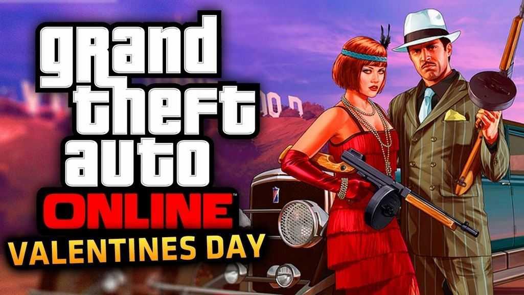 GTA Online'a sevgililer günü güncellemesi geliyor