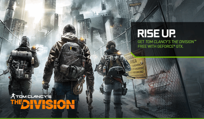 The Division'a NVIDIA sayesinde Ücretsiz sahip olabilirsiniz