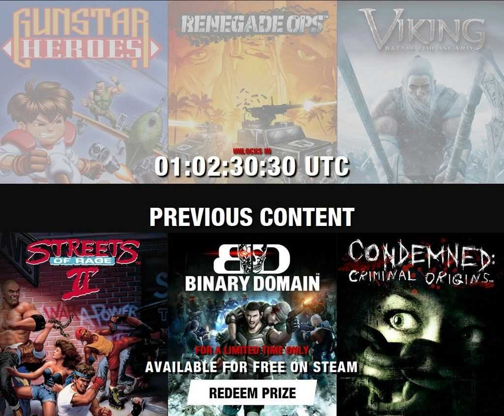 Üç Steam oyunu daha kısa bir süre ücretsiz