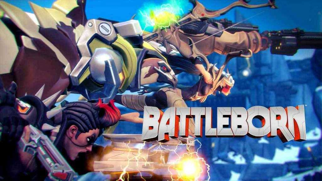 Battleborn açık Beta