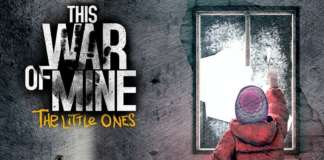 This War of Mine The Little Ones PC'ye geliyor