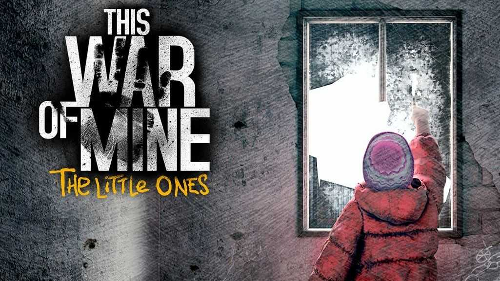 This War of Mine The Little Ones PC'ye geliyor