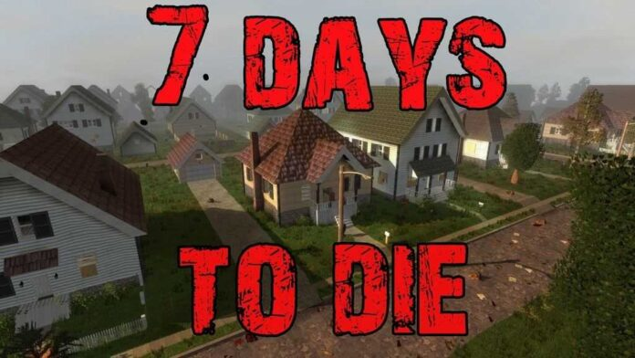 7 Days to Die, PlayStation 4 ve Xbox One'a geliyor
